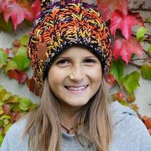 czapka smile kids jesień, czapka, kids, dziecięca, ciepła, zimowa, jesienna
