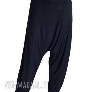 spodnie black -spodnie na każdą okazję, etno, duży rozmiar, folk, boho, wiskoza