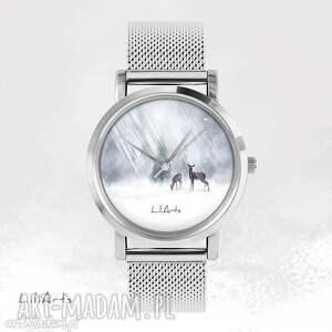 zegarki zegarek, bransoletka - sarenki metalowy, bransoletka, metalowa
