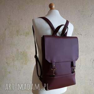 damski plecak, plecak na laptopa, do pracy, zamiast