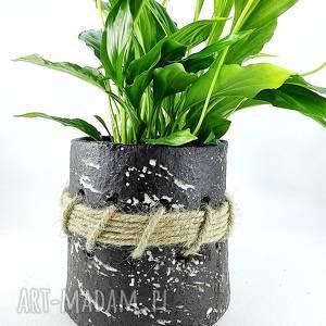 pojemnik ceramiczny, kwiaty, pojemnik, ceramika, doniczka, dekoracje, prezent