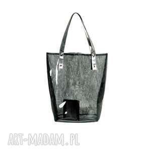 hand made na ramię torba shopper neon aint no secret
