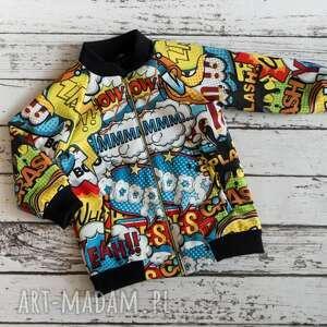 kurtka dla chłopca, bomberka dziecięca, softshell, bomberka