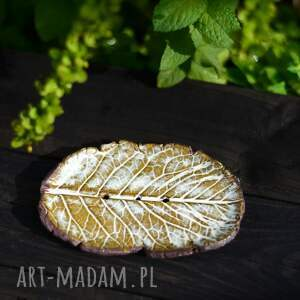 ceramika ceramiczna mydelniczka, talerzyk na mydło, podstawek drobiazgi