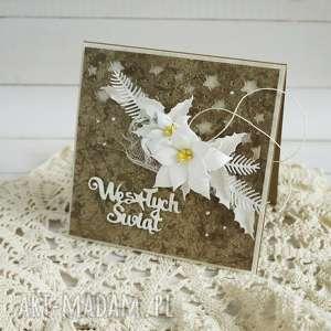 pomysł na prezent Kartka świąteczna, boże-narodzenie, kartka-świąteczna