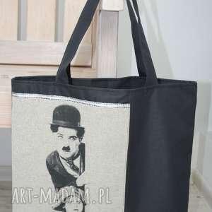 torba do ręki - charlie chaplin, torba