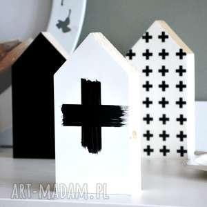 prezent na święta, domki z plusem, domki, domek, plus, plusy, skandynawski
