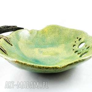Prezent Miska ceramiczna, miska, dekoracja, prezent, patera, kuchnia, sztuka