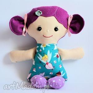 lalki cukierkowa lala - arleta, lalka, elf, wróżka, roczek, szmacianka, zabawka