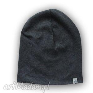 handmade czapki czapa cahlo gray