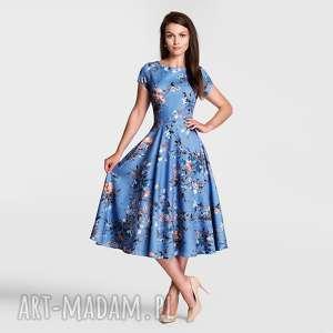 Sukienka klara total midi natalie sukienki livia clue sukienka