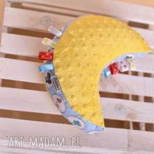 Prezent Zabawka sensoryczna księżyc, zabawka-sensorek, zabawka-sensorycza
