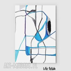Świata widzenie nr 13, obraz, sztuka, malarstwo, płótno, minimalistyczne, abstrakcja