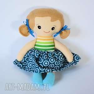 lala tośka - amanda 35 cm, lalki, folk, roczek, chrzest, dziewczynka, bezpieczna