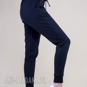 spodnie dresowe damskie czarne bawelniane, damskie
