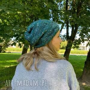 lekka czapka, czapki, damskie nadrutach, jesienna czapka