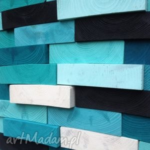 mozaika drewniana - na zamówienie, obraz, mozaika, na, ścianę, płaskorzźba, dekoracja