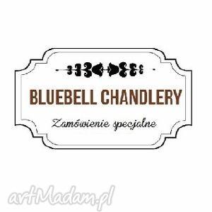 bluebell-chandlery zamówienie specjalne - kalendarz