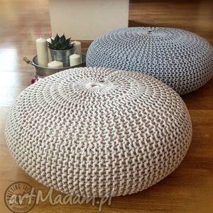poducha, siedzisko , pufa small lotos - puf, pufa, loft, joga, homedecor, homedesign