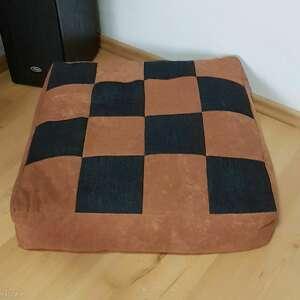 t21/mela - poduszka legowisko patchwork dla psa, poduszka, legowisko, psa