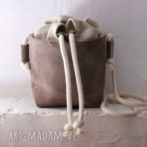 safari basket mini len plecionka, mini, len, lato, vegan, eko, torebka torebki