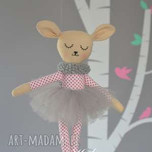 Miś Lala Matylda, lala, miś, lalka, zabawki, chrzest, urodziny