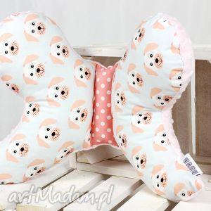 Motylek- Poduszka antywstrząsowa Pieski, motylek, poduszka, antywstrząsowa, pies