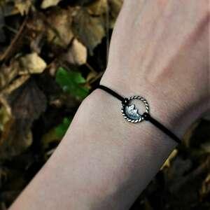 Bransoletka z górami dziki krolik z-górami, górska biżuteria
