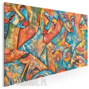 vaku dsgn obraz na płótnie - abstrakcja kobiety akt 120x80 cm 87501, picasso