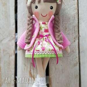 święta, malowana lala marcysia, lalka, przytulanka, niespodzianka, zabawka