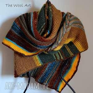 Chusta-baktus zamówienie p anna szaliki the wool art chusta