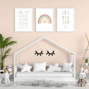 plakaty dla dzieci zestaw a3 - edukacyjne, plakat, plakat