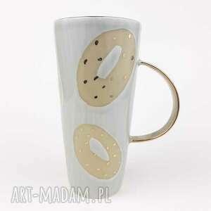 kubek do herbaty - ręcznie malowane ceramika artystyczna, ceramika unikatowa