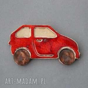 kopalnia ciepla auto-magnes ceramika, motoryzacja, on, auto, kolekcjoner, fan