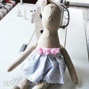 peppofactory pani królik, tilda, przytulanka, dziewczynki, handmade, prezent