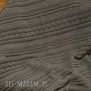 ręcznie robione koce i narzuty koc 120x180cm, narzuta 100% bawełna, kapa