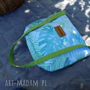 handmade torebki hobo slim listki