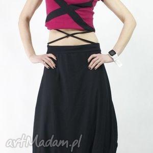 spodnie empier - świetna spodnio-spódnica, efektowne, wymyślne, spodniea