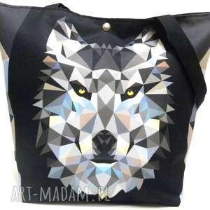 handmade na ramię shopper bag, torba zakupy, plażę