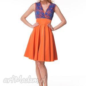 hand-made sukienki sukienka daria zamówienie