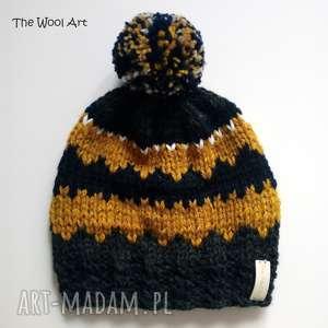 handmade czapki ciepła czapka
