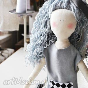 pani lala, lalka, szmaciana, przytulanka, dziewczynki, prezent, skandynawska