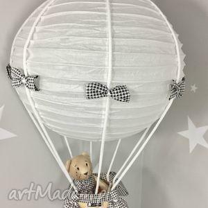 lampa lamado latający miś polski handmade - lampa, latający, miś, balon