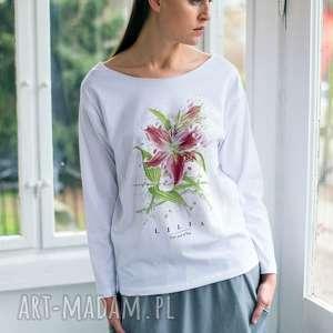 bluzki lilia bluzka oversize