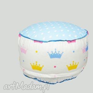 puf for the princess, puf, dla, dzieci, siedzisko, popielewska, style