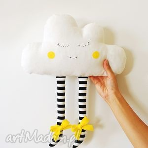 Jobuko - chmurka (zabawka, chmura, maskotka poduszka lalka)