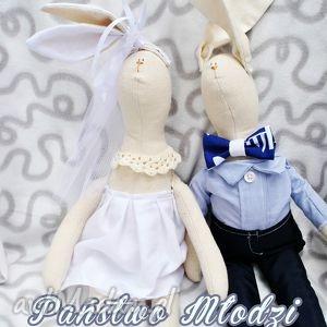 Prezent dla młodej pary ślub peppofactory para, młoda