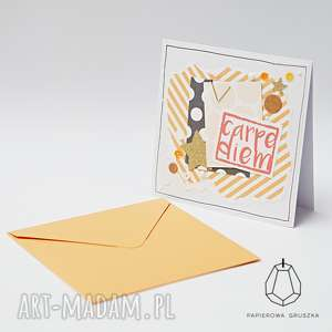 hand-made kartki kartka okolicznościowa