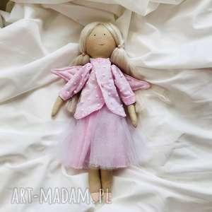 Laleczka aniołek lalki timosimo lalka, anioł, aniołek, ozdoba,