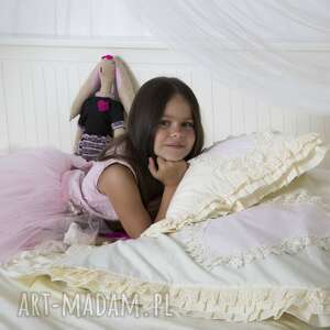 pokoik dziecka poduszka dekoracyjna romantica , poduszka, romantica, modnisia